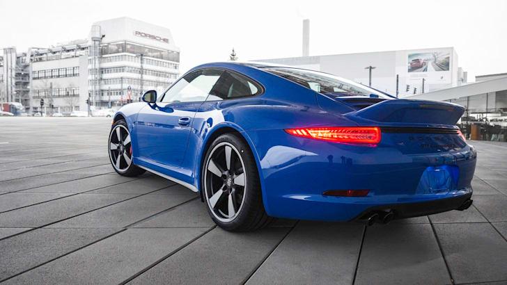 Porsche 911 GTS Club Coupe - 4