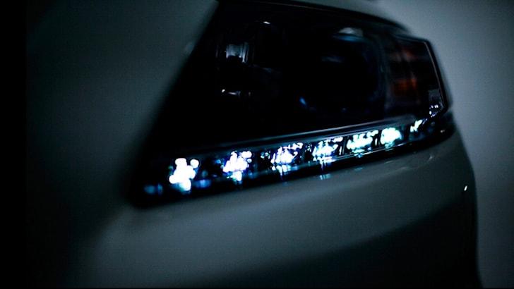 Honda CR-Z Teaser - Light