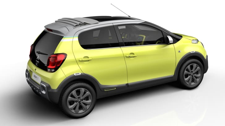 Citroen C1 Urban Ride concept_1