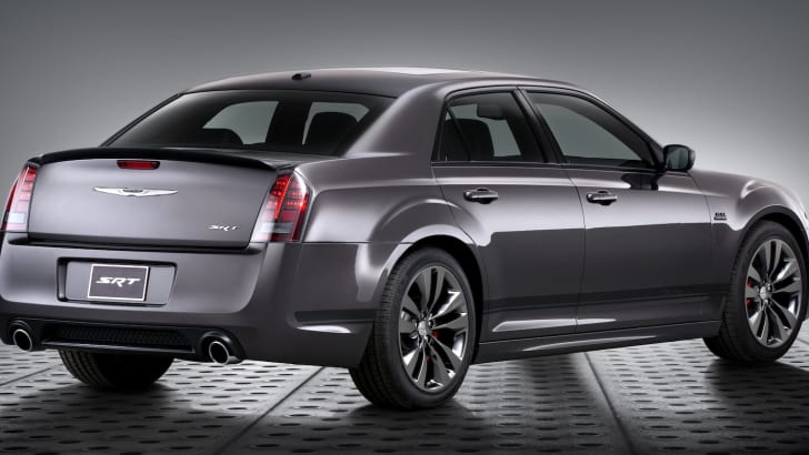 2014 Chrysler 300 SRT Satin Vapor Edition