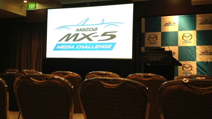 Mazda MX-5 Media Challenge - 3