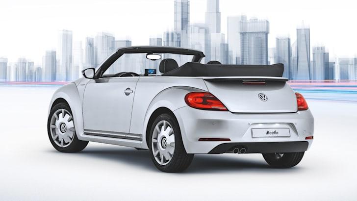 Volkswagen iBeetle Convertible - 2