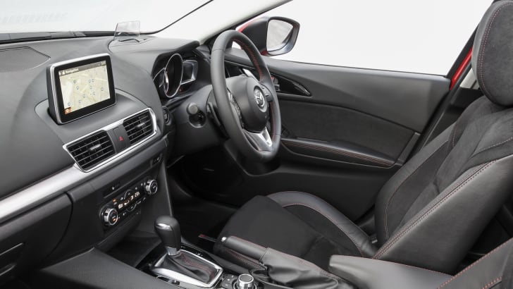 Mazda 3 XD Astina-18