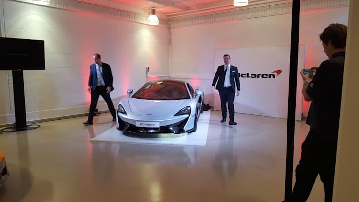 2016 McLaren 570GT - Melbourne-13