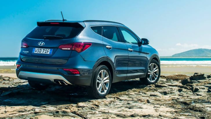 2018 Hyundai Santa Fe detailed: Active safety now standard