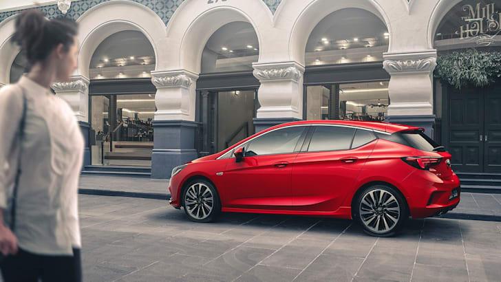 Holden Astra_side_design image