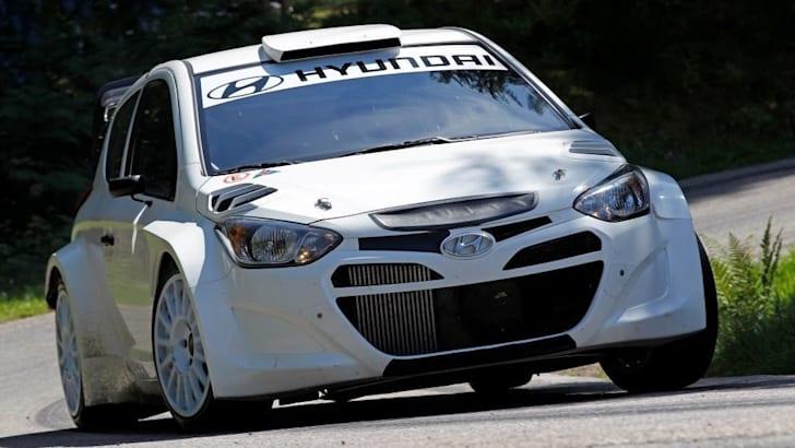 Hyundai i20 WRC8