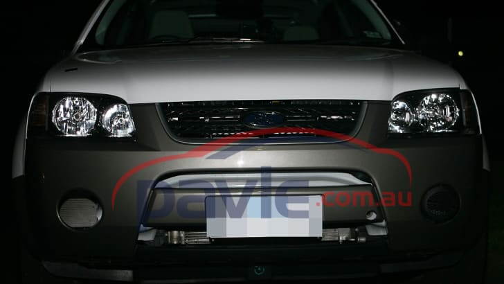 Ford Territory Diesel Busted