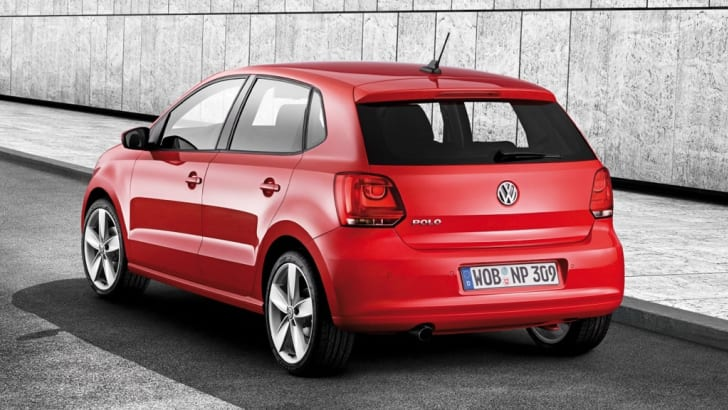 2009 Volkswagen Polo unveiled at Geneva