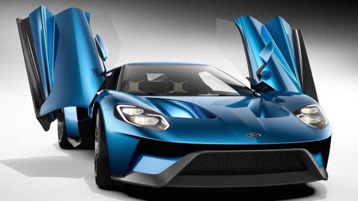 Ford GT : Right-hand-drive business case didn't stack up