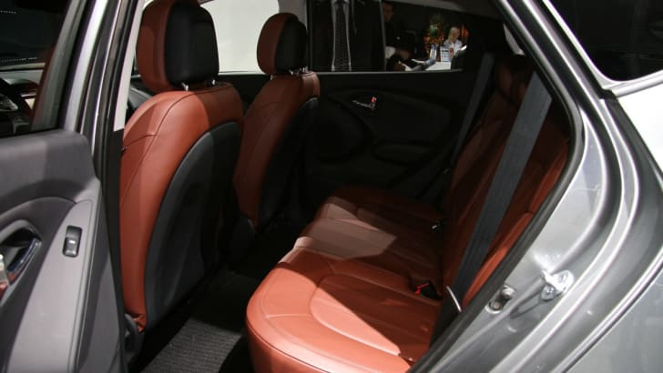 ix35 rear seats