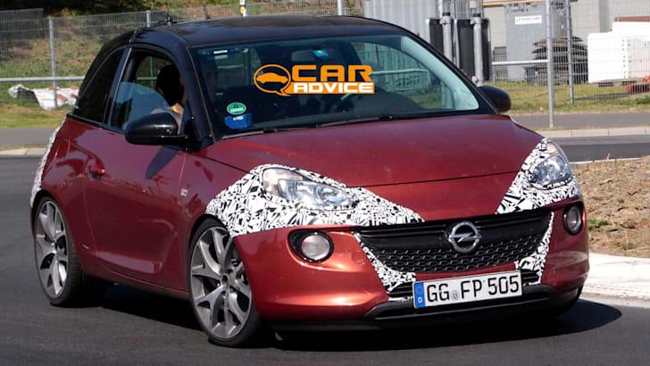 Opel Adam OPC - 3