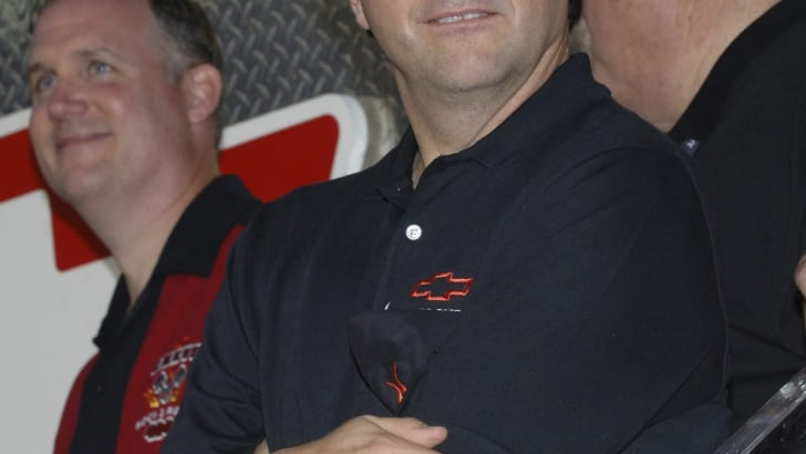 06 NASCAR Nextel Richmond Chevy Rock & Roll 400-Brent Dewar
