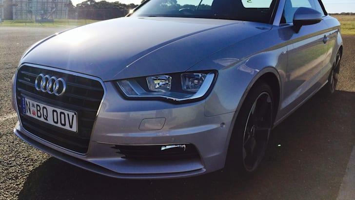Audi A3 Cabriolet 2