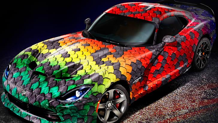 Dodge is giving its Viper flagship supercar an unprecedented lev