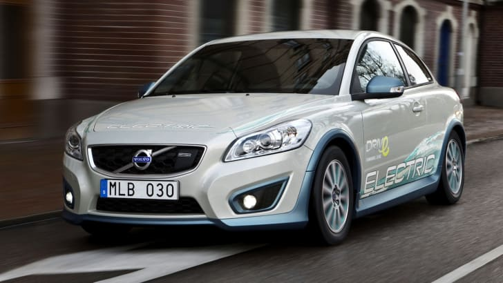 Volvo C30 Electric - 1