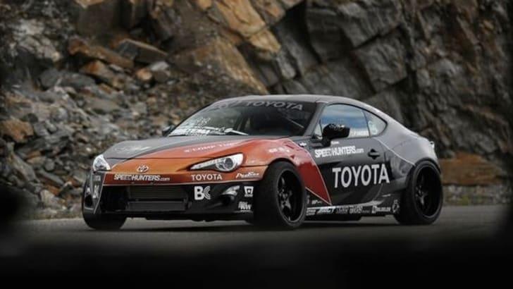 Speedhunters Toyota 86 - 2