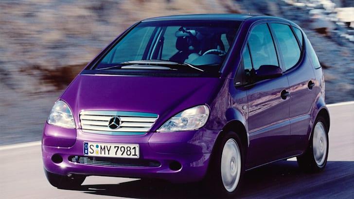 Mercedes Benz A-Class 1999