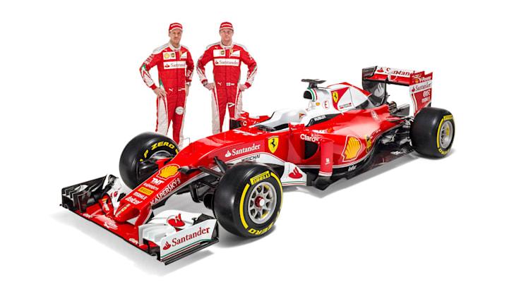 Ferrari SF16-H-5