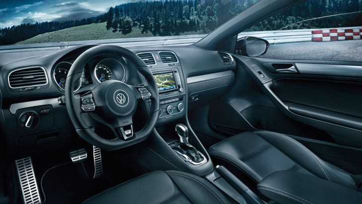 Volkswagen Golf R Cabriolet - 5