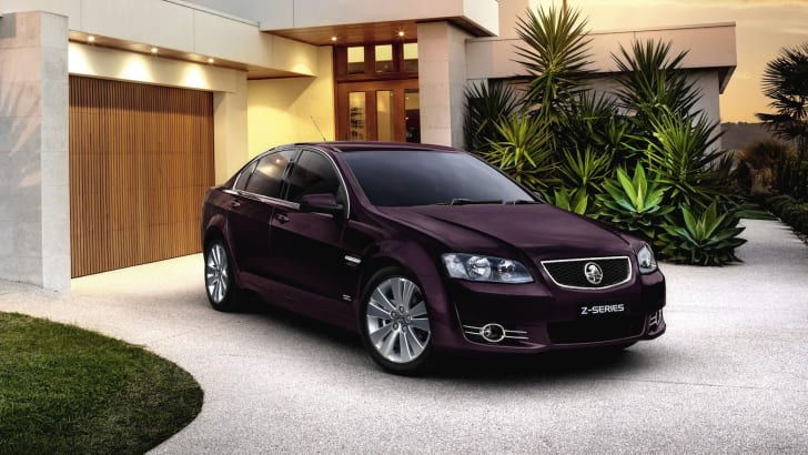 Holden Z-Series Sedan - 1