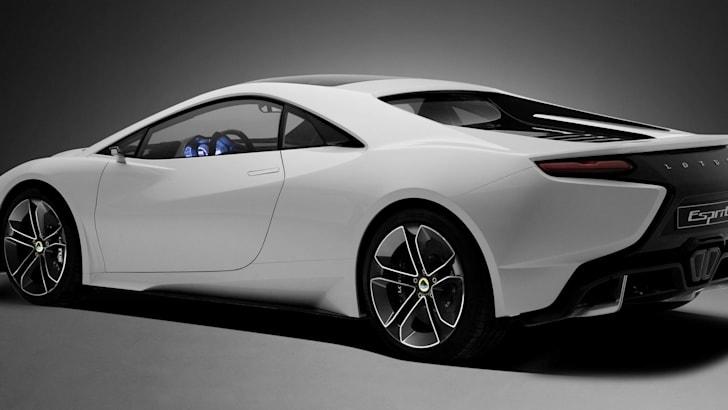 Lotus Esprit Concept - 2