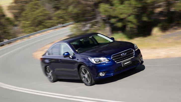 MY15 Subaru Liberty 2.5i Premium
