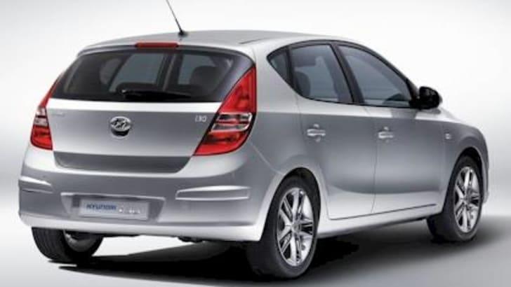 Hyundai Elantra Euro-Hatch i30