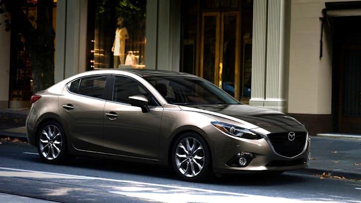 Mazda 3 Sedan Leaked -1