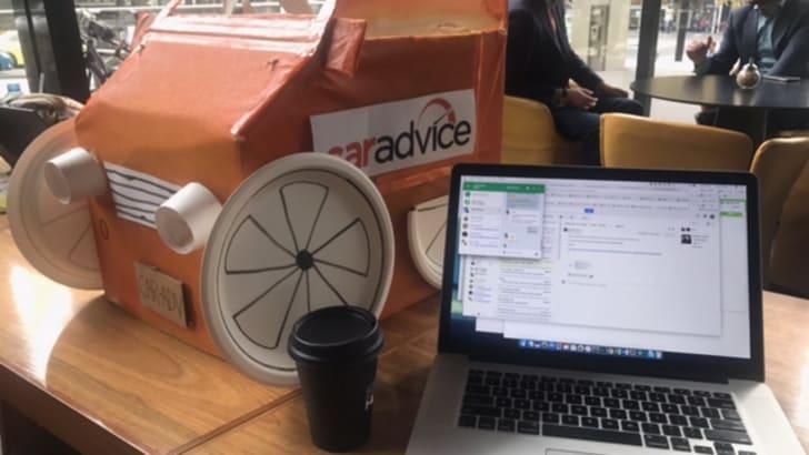 podcast_cardboard_car