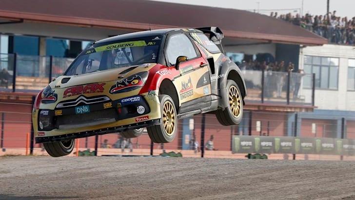 Petter Solberg - FIA World Rallycross Championship