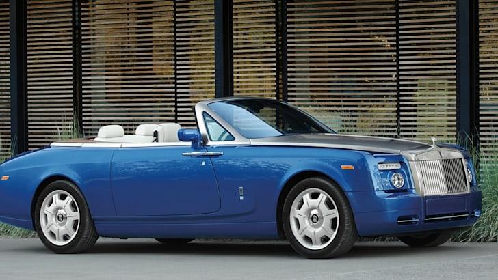 Roll-Royce Phantom Drophead