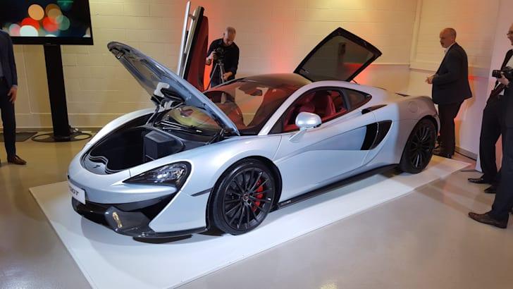 2016 McLaren 570GT - Melbourne-31