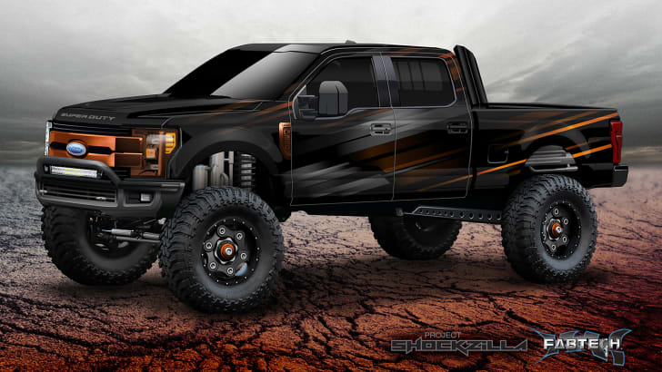 Shockzilla Crowned King of the Off-Road Beasts