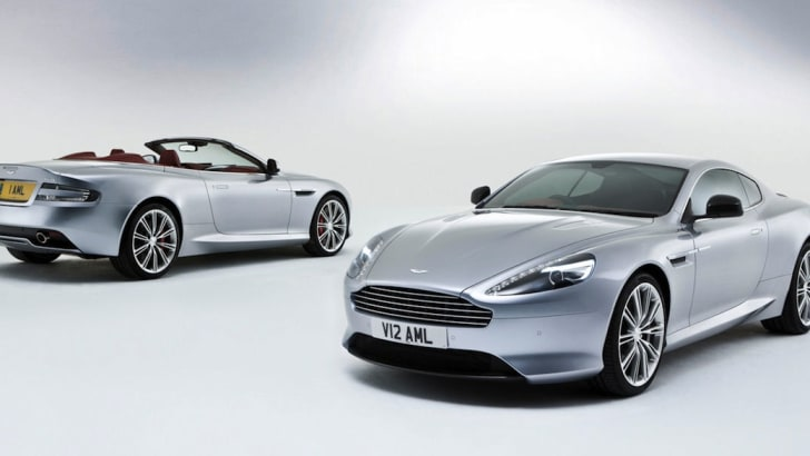 2013 Aston Martin DB9 - Coupe and Volante