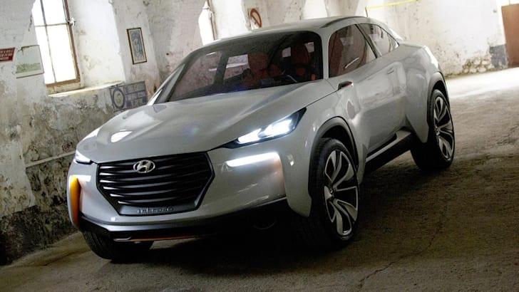 Hyundai Intrado Concept - 1