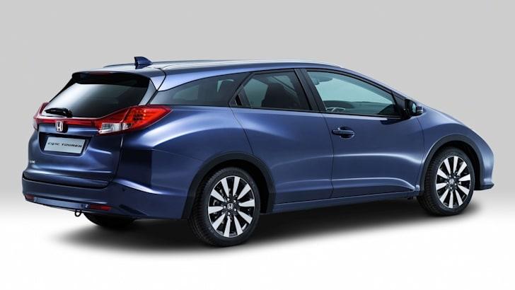 Honda Civic Tourer - 4