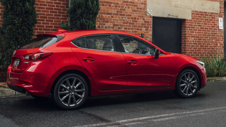 New Mazda3 Astina hatch (6)