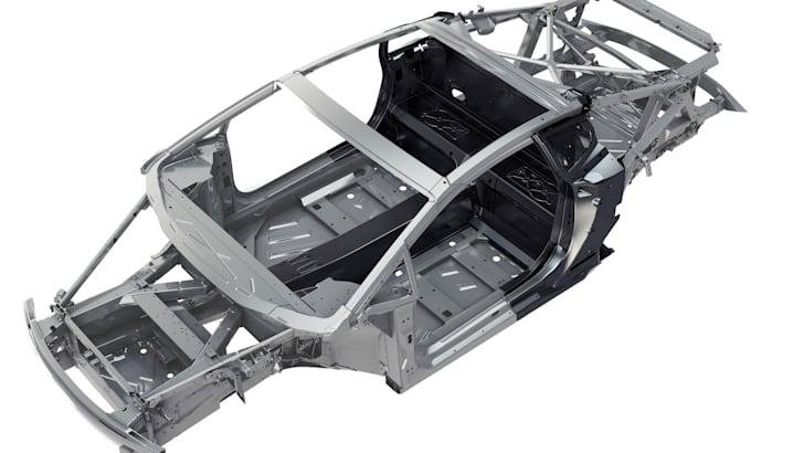 Lamborghini Huracan LP610-4 - Chassis