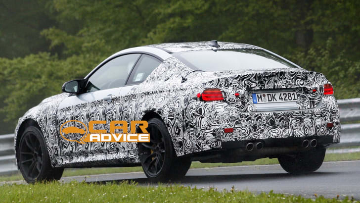 BMW M4 Coupe 7