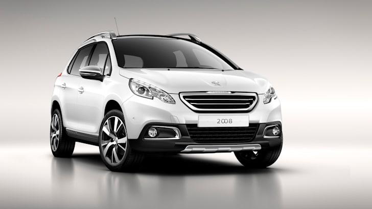 Peugeot 2008 - 1