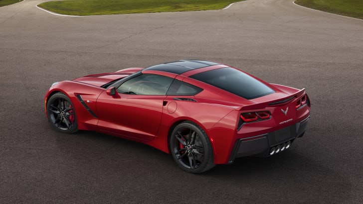 Chevrolet Corvette Stingray - 5