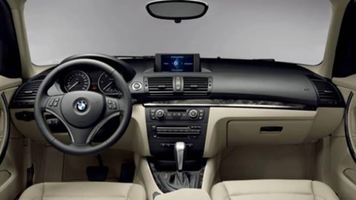 2007 BMW 1 Series 118i 120i 120d 130i Interior