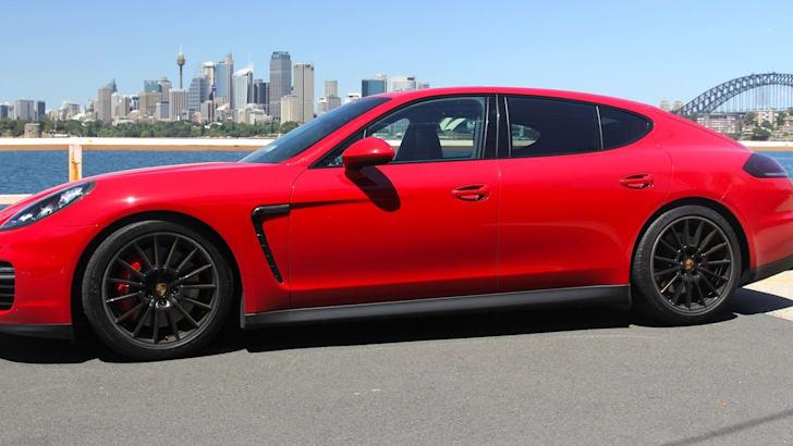 Porsche Panamera GTS - 2
