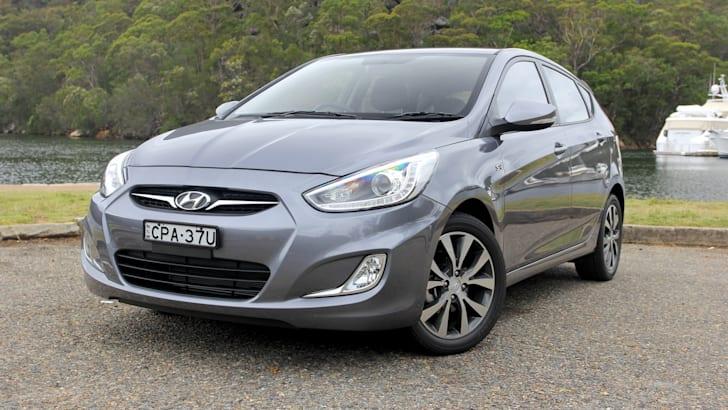 Hyundai Accent SR - 1