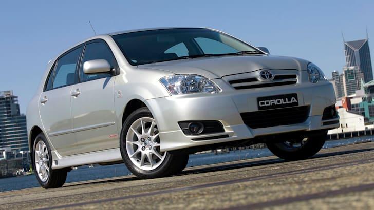 2005 Toyota Sportivo Corolla hatch