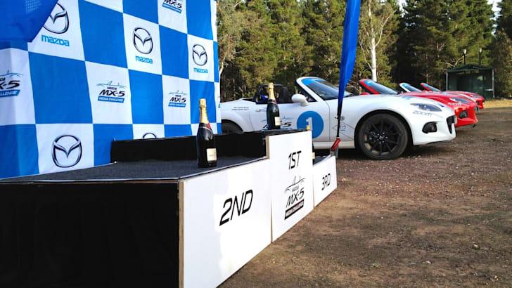 Mazda MX-5 Media Challenge - 22