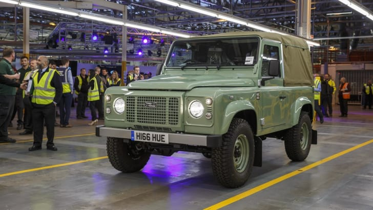 Land Rover Defender farewell event_11