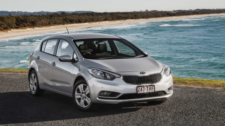 MY14 Kia Cerato 5 door