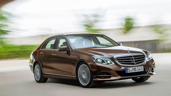 Mercedes-Benz E-Class - 2